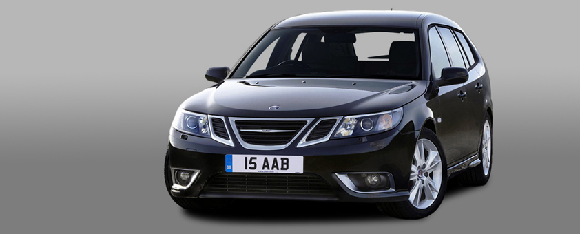 saab 93 estate